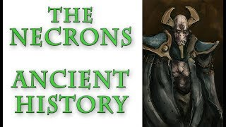 Download Warhammer 40k Lore - The Necrons, Ancient History Video
