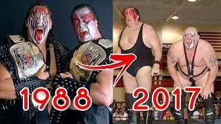 Download 10 WWF Wrestlers Who Wrestled In The 80's STILL WRESTLING 2017! Video