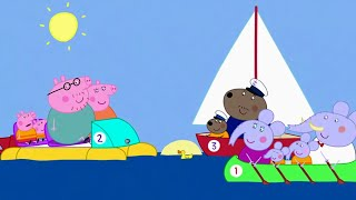 Download Peppa Pig English Episodes | Peppa Pig's Boat Ride Peppa Pig Official Video