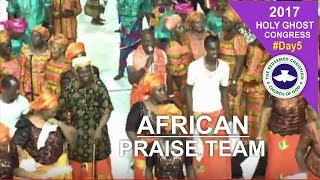 Download African Praise Team @ RCCG 2017 HOLY GHOST CONGRESS #Day5 Video