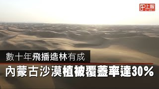 Download 數十年飛播造林有成 內蒙古沙漠植被覆蓋率達30% Video
