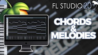 Download How to make BETTER CHORDS & MELODIES in FL STUDIO Video