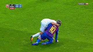 Download Evil Madrid CF ● 10 Dirty Actions vs Lionel Messi ● Disgusting Club   HD   Video