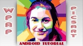 Download Cara edit foto WPAP di Android Video