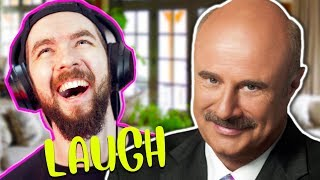 Download Dr Phil Tries To Break Into My House! - Jacksepticeyes funniest home videos Video