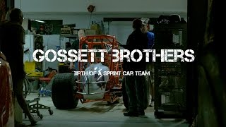 Download Gossett Brothers - Birth of a Sprint Car Team (Short Film) Video