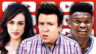 Download Why Colleen Ballinger & Top Youtubers Are Freaking Out, Zion Nike Controversy, & More Video