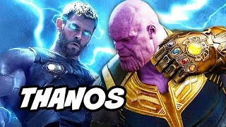 Download Avengers Infinity War Thanos Deleted Scenes and Bonus Features Explained Video