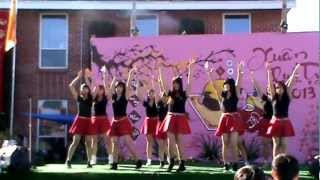 Download Happy New Year (Remix) - group hip hop dance on Tet 2013 Video