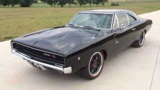 Download Meet the 1968 Dodge Hemi Charger Pro Touring Video