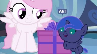 Download MLP Baby Comic ANIMATION ″Luna's Gift″ Video