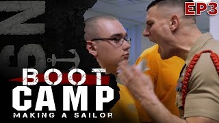 Download Boot Camp: Making a Sailor - Episode 3 Video