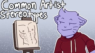 Download Common Artist Stereotypes (Animation) Video