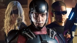 Download Arrow and The Flash: Analyzing the DC Character Spinoffs - IGN Conversation Video