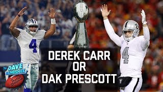 Download Derek Carr or Dak Prescott: Who Will Win a Super Bowl First?   DDFP   NFL Video
