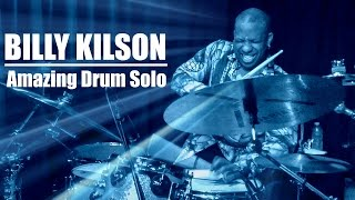 Download BILLY KILSON Amazing Drum Solo Performance in Misterkelly's , OSAKA , JAPAN Video