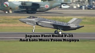 Download Japan's First Build F-35 Stealth Fighter - AIRSHOW WORLD Video
