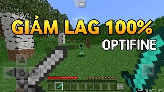 Download CÁCH GIẢM LAG BẰNG OPTIFINE MINECRAFT PE | MCPE 1.1.0.9 Video