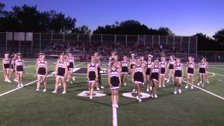Download Highland Cheer Team Homecoming routine Video
