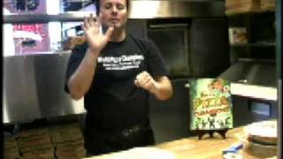 Download Tossing pizza dough - instructions by Tony Gemignani Video