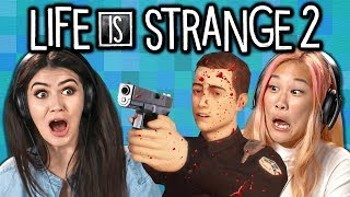 Download LIFE IS STRANGE 2 w/ Teens & College Kids (React: Gaming) Video