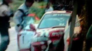 Download rallye de dieppe 2009 sortie de route de eric brunson dans l'ES 4 Dieppe 2009 Video