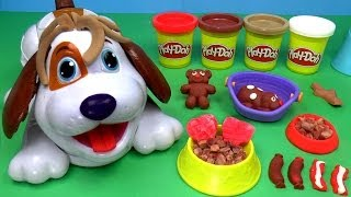 Download Play-Doh Puppies Playset, Play Dough Cute Puppies Video