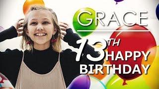 Download Grace VanderWaal - Happy 13th Birthday Video