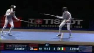Download Vezzali Leipzig 2005 Highlights World Fencing Championships Video