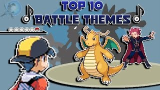 Download Top 10 Battle Themes/Music in Pokémon Video
