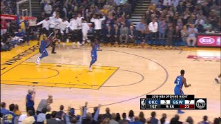 Download 1st Quarter, One Box Video: Golden State Warriors vs. Oklahoma City Thunder Video