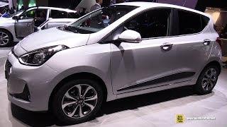 Download 2017 Hyundai i10 - Exterior and Interior Walkaround - 2017 Geneva Motor Show Video