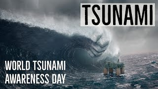 Download World Tsunami Awareness Day 2017 - 5th November - UNISDR - Current affairs 2017 Video