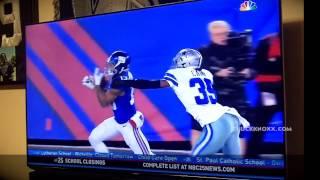 Download WEEK 14   New York Giants Fan vs Dallas Cowboys Fan LIVE Reaction   Director's Cut Video
