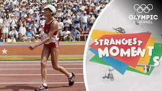 Download The Most Incredible Final Lap in Olympic Marathon History | Strangest Moments Video