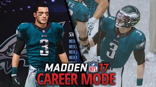 Download Madden 17 Career Mode - Ep. 1 - PLAYER CREATION & DEBUT GAME!! Video