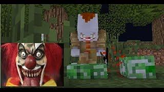 Download Monster School: Scary KILLER CLOWN IT Challenge - Minecraft Animation Video