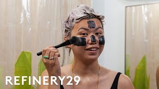 Download I Tried A Full Charcoal Routine For 7 Days | Beauty With Mi | Refinery29 Video