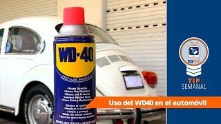 Download TIP de la Semana: Usos de WD40 en el automóvil Video