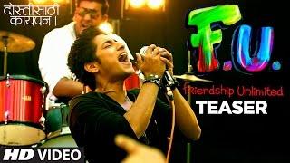 Download FU Official Teaser | Friendship Unlimited | Aakash Thosar | Mahesh Manjrekar Video