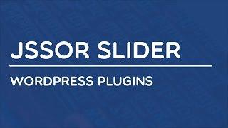 Download Wordpress Plugins - Jssor Slider Video