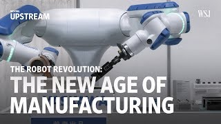 Download The Robot Revolution: The New Age of Manufacturing | Moving Upstream Video