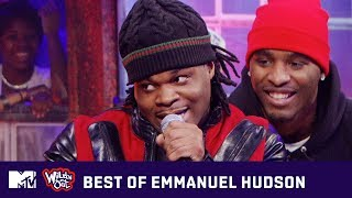Download Emmanuel Hudson's TOP Hilarious Moments, Freestyle Battles & Best Jokes (Vol. 1) | Wild 'N Out | MTV Video