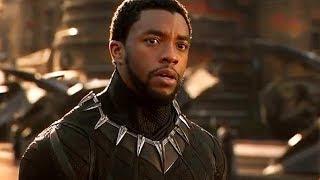 Download Black Panther - Return From Civil War Scene - Black Panther (2018) Movie Clip HD Video