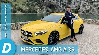 Download Mercedes-AMG A 35 | Primera prueba | Review | Diariomotor Video