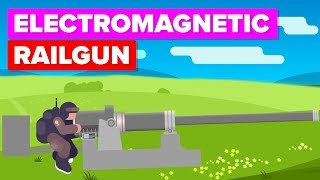 Download US Military's Most Powerful Cannon – Electromagnetic Railgun Video