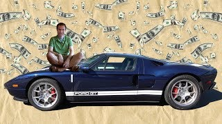 Download Here's Why I've Already Spent $28,000 On My 2005 Ford GT Video