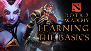 Download How to Play DOTA 2: The Absolute Basics (VG Academy) - VideoGamer Video
