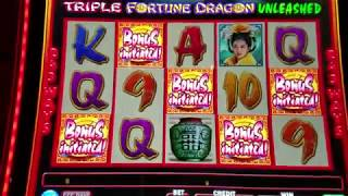 Download High Limit Triple Fortune Dragon Unleashed*50 Bonus Spins Jackpot Handpay! Angel of the Winds Casino Video