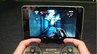 Download Sixaxis Controller - Simple Setup for Rooted Android Phones and Tablets Video